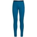 Revelstoke Warm baselayer pants men, mykonos blue, large