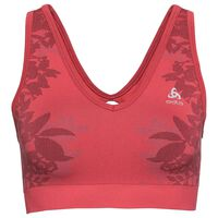 Sports Bra BLACKCOMB SEAMLESS MEDIUM, chrysanthemum, large