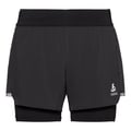 2-in-1 Shorts ZEROWEIGHT CERAMICOOL Light, black, large