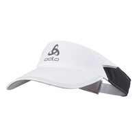 Gorra con visera FAST & LIGHT, white, large