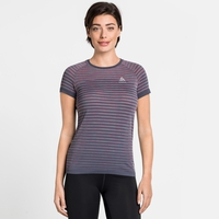 Damen BLACKCOMB PRO T-Shirt, odyssey gray - space dye, large