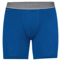 SVS BAS boxer NATURAL 100% MERINO WARM, energy blue, large
