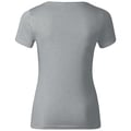 T-shirt ALLOY LOGO, grey melange, large