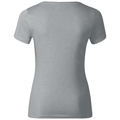 Camiseta ALLOY LOGO, grey melange, large
