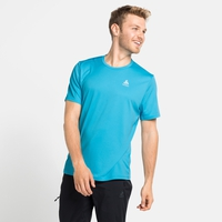 CARDADA-T-shirt voor heren, horizon blue, large