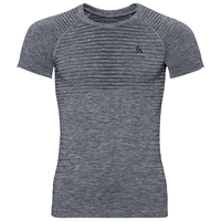 Men's PERFORMANCE LIGHT Base Layer T-Shirt, grey melange, large
