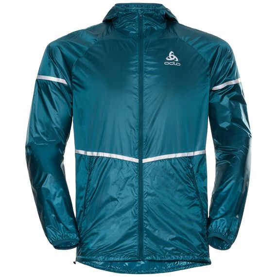 Jacket Zeroweight PRO, blue coral, large