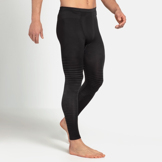 Men's PERFORMANCE LIGHT Base Layer Pant, black, large