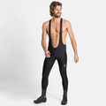 Men's ZEROWEIGHT X-WARM PRO Cycling Tights, black, large