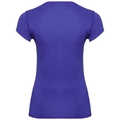 T-shirt technique ACTIVE F-DRY LIGHT pour femme, clematis blue, large