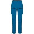 Pants SOLITUDE, mykonos blue, large