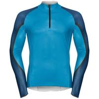 Racesuit AEROFLOW Racesuit, blue jewel - poseidon, large