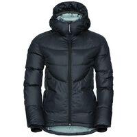 Jacket COCOON X, black melange, large