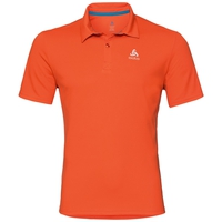 Men's CARDADA Polo Shirt, flame, large