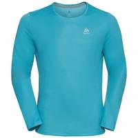 T-shirt manches longues F-DRY pour homme, horizon blue, large