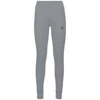 Women's X-MAS ACTIVE WARM Base Layer Pants, grey melange, large