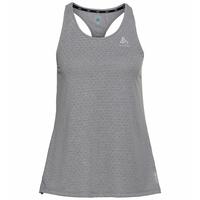 MILLENNIUM-hemd voor dames, grey melange, large