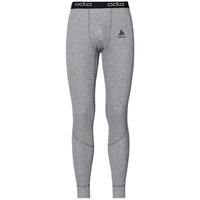 Pants LONG JOHN WARM, grey melange, large