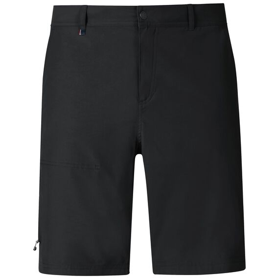 CHEAKAMUS Shorts men, black, large