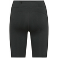 Women's ESSENTIALS SOFT Short Running Tights, black, large