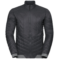 Veste COCOON S ZIP IN pour homme, black, large
