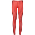 Tights EBE, hot coral AOP, large