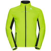 Jacket ZEROWEIGHT logic, safety yellow - black, large