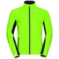 Jacket ZEROWEIGHT logic, safety yellow - black, large