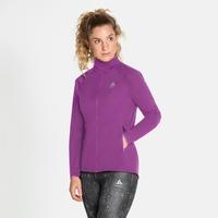 Damen ZEROWEIGHT PRO WARM Laufjacke, hyacinth violet, large