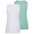 Set CUBIC 2 Pack__________EXCLUSIVE Sport 2000, white - creme de menthe, large