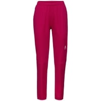 Damen ZEROWEIGHT WINDPROOF WARM Hose, cerise, large