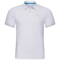 Polo s/s NIKKO F-DRY, white, large