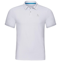 Polo k/m NIKKO F-DRY LIGHT, white, large