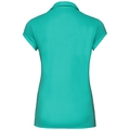 KUMANO LIGHT Poloshirt, pool green, large