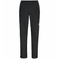 RUREL running pants, black - black, large