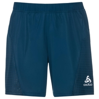 Short Logic ZEROWEIGHT, blue opal - black, large