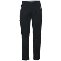 Men's Short-Length WEDGEMOUNT Pants, black, large