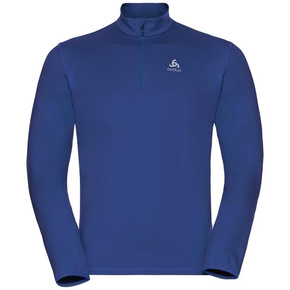 Men's ALAGNA 1/2 Zip Midlayer, sodalite blue, large