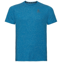 T-shirt MILLENNIUM LINENCOOL da uomo, mykonos blue melange, large