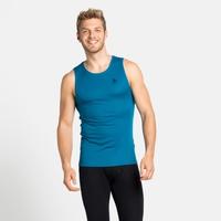 Men's ACTIVE F-DRY LIGHT ECO Tank Top, mykonos blue, large