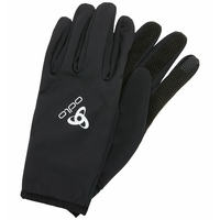 CERAMIWARM GRIP Gloves, black, large