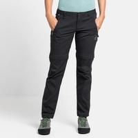 Pantaloni convertibili WEDGEMOUNT da donna, black, large