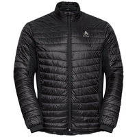 Gefütterte Herren COCOON S-THERMIC LIGHT Jacke, black, large