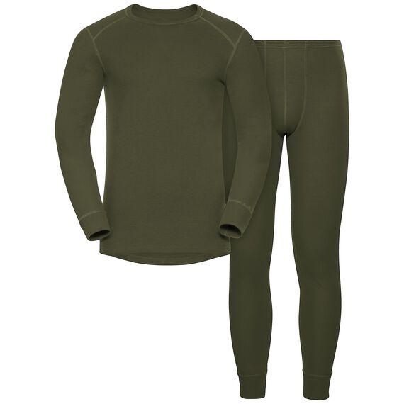 Set underwear  ACTIVE ORIGINALS Warm, winter moss, large