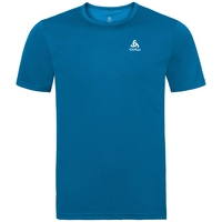 CARDADA-T-shirt voor heren, mykonos blue, large