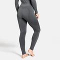 Sous-vêtement technique Collant long PERFORMANCE WARM pour femme, grey melange - black, large