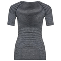 Women's PERFORMANCE LIGHT Base Layer T-Shirt, grey melange, large