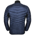 Men's COCOON N-THERMIC Light Jacket Insulated, diving navy - black, large