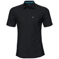 Shirt s/s SAIKAI COOL, black, large