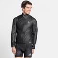 Veste de vélo hardshell étanche ZEROWEIGHT DD pour homme, black, large